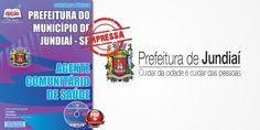 Promoção -  Apostila Concurso Jundiaí-SP - Agente Comunitário de Saúde  #concursos