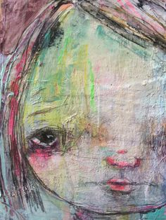 Clara original 5x7 by Mindy Lacefield by timssally on Etsy
