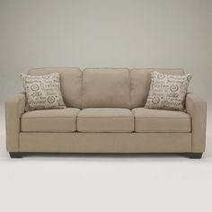 Ashley Furniture Alenya Sofa in Quartz