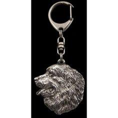 Keyring made of silver hallmark 925 (1)