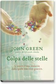 Colpa delle stelle PDF gratis – link per scaricare GRATIS l' ebook di John Green. Inoltre, scheda sintetica del romanzo e breve biografia dell'autore.