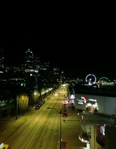 I always have loved Seattle. It is such a cool place!!!!!