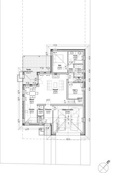 Small House Plans, House Floor Plans, Door Design, Projects To Try, Flooring, How To Plan, Houses, Arquitetura, Home Plans