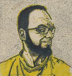 Self-portrait: Yellow