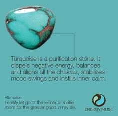 Turquoise Stone, View the Best Turquoise Stones from Energy Muse Now
