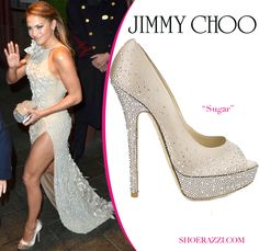 b55f4f699a6 Sugar by Jimmy Choo Cruise 12 Collection Item Heel Height  145mm  5.7