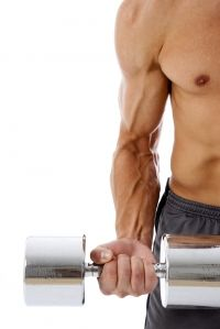 Lifting weights for better health!