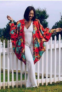 African Fashion Ankara, Latest African Fashion Dresses, African Print Fashion, African Wear, African Attire, African Women, African Dress, African Jumpsuit, Kitenge