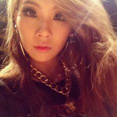"""[130717] CL's Instagram: """"hello"""""""