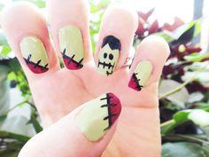 Halloween II.... Frankenstein! -Made by myself, Cindy Muñoz-