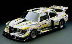 Roy Lichtenstein Art Cars - Architectuur.nl