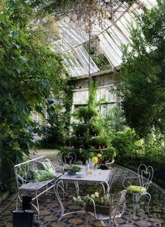 This Ivy House — Conservatory style #conservatorygreenhouse