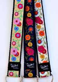 My favorite camera straps!
