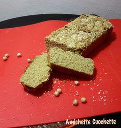 Pane all'amaranto e legumi