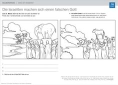 Ausmalbild ostern jesus ausmalbilder pinterest for The golden calf coloring page