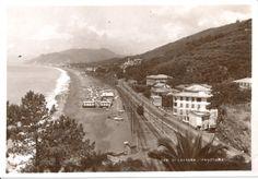 La spiaggia di Cavi di Lavagna. #Cavi #Lavagna #Liguria #Riviera