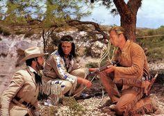 Er fürchtete, dass Indianer im Film stets als Verlierer und Schießbudenfiguren dargestellt werden, ...