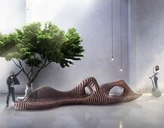 """Check out new work on my @Behance portfolio: """"Bench"""" http://on.be.net/1M997rw"""