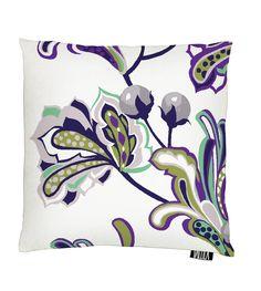 Vallila Interior AW14, Perhospuu cushion cover 43x43cm multi by Saara Kurkela