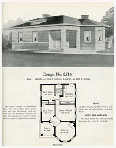 Small Concrete Block Homes Plans   Related Post from Cinder Block    House Plan   the octagonal parlor intrigues me