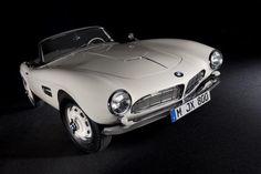 Dit heeft BMW met de 507 van Elvis Presley gedaan