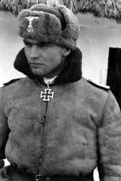 "✠ Max Wünsche (20 April 1914 - 17 April 1995) RK 28.02.1943 SS-Sturmbannführer Kdr I./SS-Pz.Rgt ""LSSAH"" [548. EL] 11.08.1944 SS-Obersturmbannführer Kdr SS-Pz.Rgt 12 12. SS-Panzer-Division ""Hitlerjugend"""