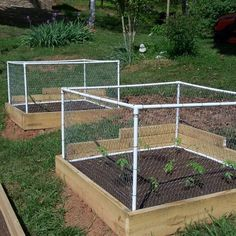 Fabulous Tips Can Change Your Life: Cottage Backyard Garden Fence backyard garden fence summer.Backyard Garden Landscape How To Make backyard garden design layout. Raised Vegetable Gardens, Raised Garden Beds, Raised Beds, Vegetable Garden Box, Herb Garden, Raised Bed Fencing, Vegetable Planter Boxes, Raised Gardens, Easy Garden