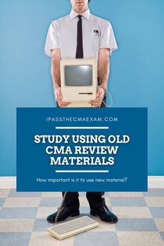 Do you have older review materials that you're hanging onto? If you're wondering how useful they are, or if you should buy new review documents, take a look here for one story: #CMA #CMAReview Exam Study Tips, Exams Tips, Career Path, Career Advice, Financial Statement Analysis, Enrolled Agent, Accounting Student, Cpa Exam, Career Exploration