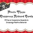 These classroom rewards cards are the perfect way to entice positive behavior and reward hard work while on a strict budget.  All 27 rewards are in...
