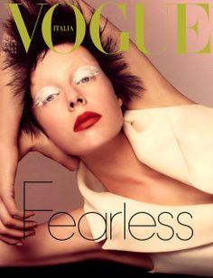 Vogue Italy, April 2013.