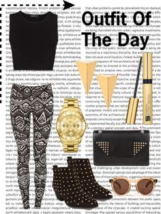 """""""Outfit Of The Day"""" by ruby-lord ❤ liked on Polyvore"""