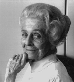 Rita Levi-Montalcini - A very inspiring scientist and incredibly unique woman You Look, Ladies Day, E Design, Einstein, Body, Events, Inspirational, Woman, Unique