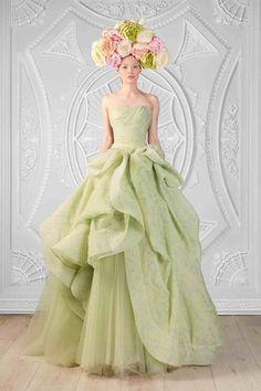 Rami Kadi 2015 Collection – Le Royaume Enchante. www.theweddingnotebook.com