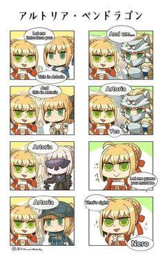 That's right, Nero!