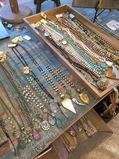 One of a kind jewelry. Email lisajilljewelry@g…