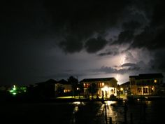 Another lightning shot from Dauphin Island, AL