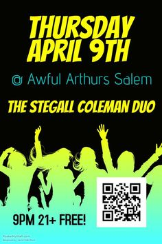 The Stegall Coleman Duo