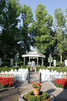 Disney Wedding Uk Pavilion Epcot Wdw