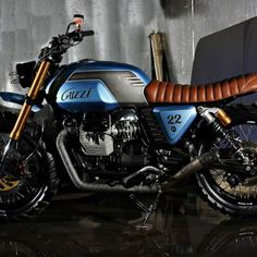 BMW K100 Cafe Racer Design (129)