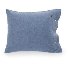Herringbone Flannel Pillowcase (370 SEK) ❤ liked on Polyvore featuring home, bed & bath, bedding, bed sheets, herringbone bedding, blue bedding, blue pillow cases, brushed cotton bedding and flannel bedding