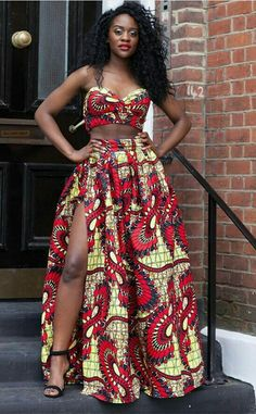 Fashion African Dress Africa 53 Ideas For 2019 African Prom Dresses, African Fashion Dresses, African Attire, African Wear, African Women, African Dress, Dress Fashion, African Style, African Fashion Designers