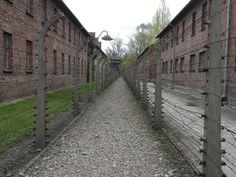 Auschwitz, April 2017