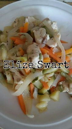For The Love Of Banting: Chicken Stirfry - Elize Swart
