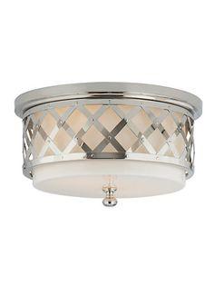 Brooksend Flush Mount - Lighting Fixtures   Lighting - RalphLauren.com