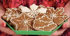 Gingerbread é um dos biscoitos mais aromáticos que existe. Fica lindo para o Natal e todo mundo vai amar comer os enfeites que Dani ensina a fazer.