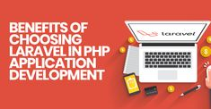Benefits of Choosing #Laravel in #PHPApplicationDevelopment  #PHP has mostly used a server-side programming language and its a favorite of huge numbers of the developer. Laravel is the important #framework for #PHPApplication Development. 35,231 stars on #GitHub is a proof reliable enough to prove the efficiency and agility of this framework. There are many numbers of benefits of PHP Laravel is endless.