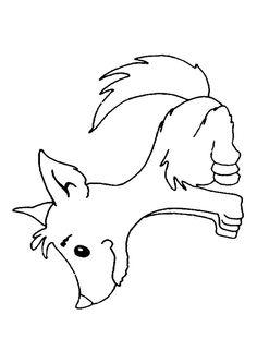 1000 images about dessins de loups colorier on pinterest rouge wolves and coloring pages - Coloriage p tit loup ...