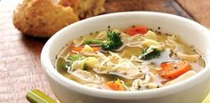 Chicken Noodle Soup Recipe from CrockPotGirls.com!! .