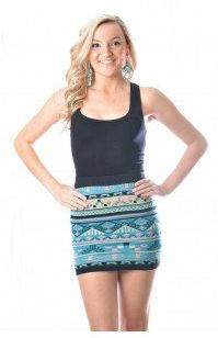 #theflauntshop.com        #Skirt                    #AZTEC #SWEATER #Skirt    AZTEC SWEATER Skirt                                 http://www.seapai.com/product.aspx?PID=1093502