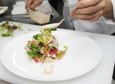 Quatro molhos para salada